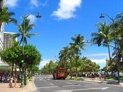 ハワイ のんびりリゾート5泊7日①