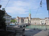 イタリア周遊とオーストリア・スイス+アルバニア・マケドニアの旅日記  8/53 スイス編  チューリッヒ ⇒ ルツェルン