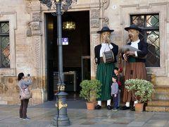 スペイン鉄道の旅 お正月のバルセロナとマヨルカ島(その5 パルマ・デ・マヨルカ観光)