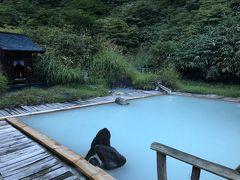 5歳娘と公共機関で1泊2日乳頭温泉★秘湯・鶴の湯泊