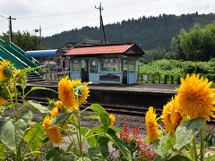 水郡線の代行バス2020夏~久慈川沿いを走るローカル線~(茨城)