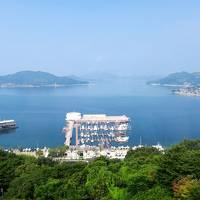 広島旅行2020①ベラビスタ尾道・インフィニティプール