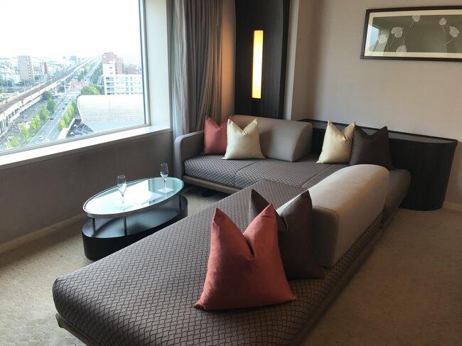 東京ディズニーリゾートから程近い、浦安ブライトンホテル東京ベイに宿泊してきました。<br />今回はTDRを訪れるための宿泊ではなく、旅行気分を味わうためのホテルステイをメインとした滞在にしました。<br />感染症対策を経たあとでの宿泊ですので、現在の朝食スタイルなどもお届けします。<br /><br />※2020年8月現在での情報となりますので、最新情報は念のため公式ホームページでご確認ください。