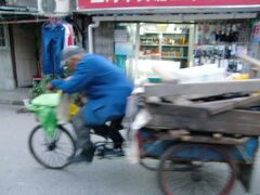 あの日の上海~数年後にはなくなる風景・南市 その2~