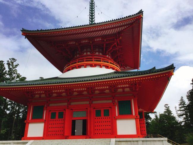 京都へ行ったNさんが、東海ツアーズが今安いと仰っておりまして。<br />ほほぅ…と覗いてみたのが始まり。京阪神どこに行こうか迷ったのだけど、大阪に大好きな博物館があるねん。そこ行こうやないか!と。<br />始めは京都も足伸ばそうとかと思ったのだけど、色々あって「空いてる今のうちに行こうシリーズ」だわ!と思って、未踏の高野山へ行くことにしました。<br />前にも行きたいと思って調べたことがあって、大阪からだと日帰りできるらしいって頭の隅にあったのよね。<br /><br />東海ツアーズ、本当に安くて。更に私は都民じゃないのでGOTO割引が効いて、なんとまあ!ほぼ新幹線片道料金で往復新幹線と2泊宿泊料金を手に入れたのでありました。<br />味締めて、もう一回行きそうだけど(笑)<br /><br />【ご請求金額】<br /> ご旅行代金等合計  22,800円<br /> 値引等       -7,980円<br /> ご請求金額     14,820円<br /><br />1、3日目は大阪で中日の2日目のみ高野山です。