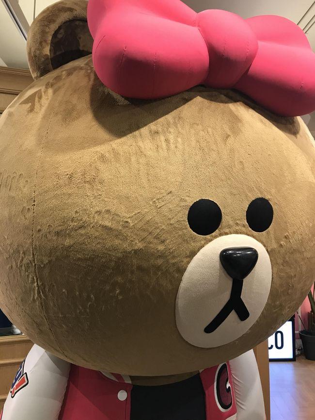 2018.10 ソウル 2泊3日 食べる旅 part 2 イクソンドン・カロスキル