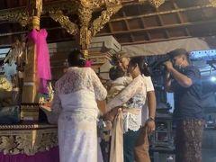 バリ島の儀式