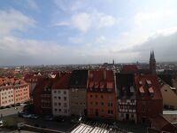 フランクフルト to ニュルンベルクへ… 思い付き日帰り。