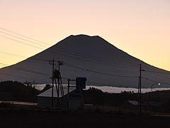 羊蹄山 最後の百名山登頂へ 【北海道遠征2泊3日前半】