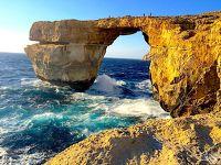 こちらも青い 南イタリア、マルタの旅 7日目(カターニア→マルタ島→ゴゾ島)