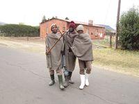 2010年 アフリカ南部諸国-J(レソト編)/首都マセル
