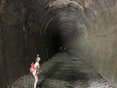 武田尾廃線敷ハイキングに行ってきました