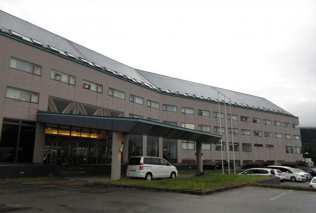 2日目の観光を終えて福島県に戻り星野リゾート磐梯山温泉ホテルに着きました。<br />夜はウォーキングがあるとのことでしたが、雨で中止になりました。<br />残念。