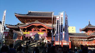 名古屋大須観音 2020・1月