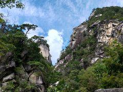 山梨県、ぶどう狩りとお宿を楽しむ旅 ~お宿と昇仙峡~