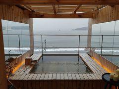 2020年9月go toキャンペーンで伊東温泉へ  海が一望の露天風呂で大満足♪byオキャマ一人旅♪