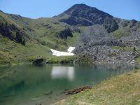 2018年夏の北イタリア【7】ピーラ山上湖から麓へ