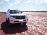 オーストラリアNSW州最深部へ 4WDオフロードドライブ1 (Big 4WD driving to remotest NSW 1)