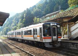 岐阜-鉄道紀行、転換クロスシート王国を往く.その2