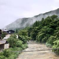 栃木の旅〈3〉湯西川温泉街散策&本家伴久に宿泊♪