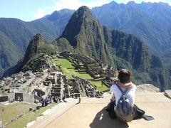 初南米 ペルー8日間の旅 ③念願のマチュピチュへ