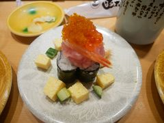 2020夏の函館旅行 その4 レトロな函館を気ままにお散歩、1日の終わりはグルメ回転寿司を堪能