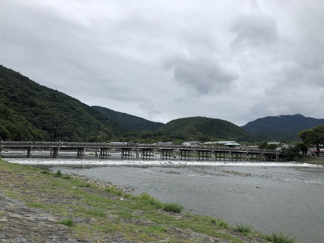 Go To 京都 4 嵐山 渡月橋 清凉寺 二尊院 常寂光寺 野宮神社