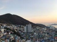 2020年の釜山旅行