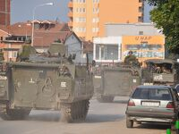 2009年 旧ソ連圏を含む東欧諸国-I(コソボ編)/ミトロヴィツァとプリシティナ