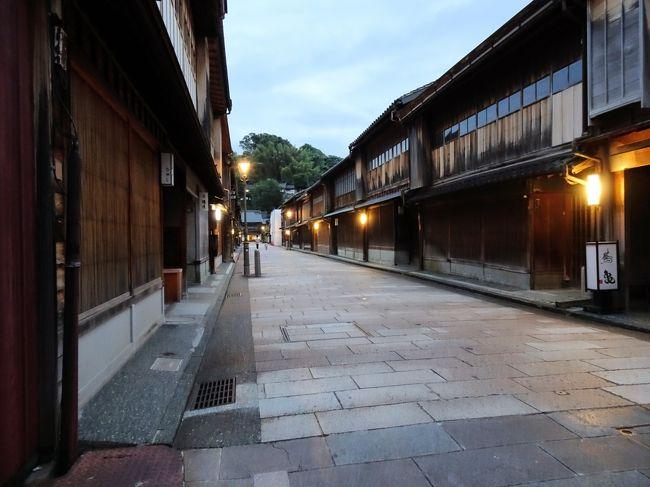 金沢ひとり旅!1日目:まちのりで金沢の街を走る!