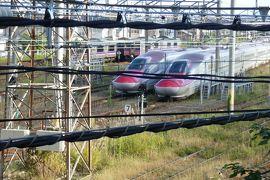 富士山を下山して、福島へ行く。