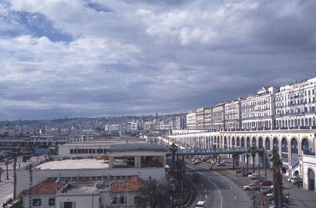 アルジェリアを旅した記録