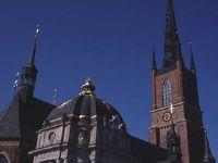 2003年 ヨーロッパ最北の地へ-A(スウェーデン編)/ストックホルム