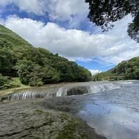 4連休前、水上温泉に滑り込んで温泉を満喫してきました。東洋のナイアガラ・吹割の滝を堪能してきました。