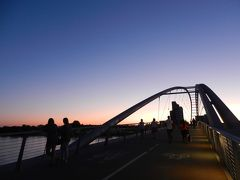 2020年9月 イタリア旅行1 一泊目はドイツの端っこ、ヴァイル・アム・ライン Weil am Rhein