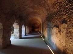 2018年夏の北イタリア【8】アオスタ考古学博物館&地下回廊へ