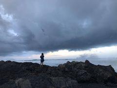 友人たちと徳島から室戸岬を目指して週末旅行
