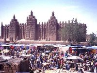 2000年 西アフリカ横断-G(マリ編)