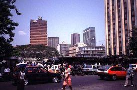 2000年 西アフリカ横断-D(コートジボアール編)