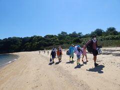2020年 今年の夏は岡山旅行 3(牛窓・倉敷・鷲羽山)~無人島ツアー
