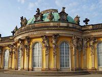ドイツの魅力13日間の旅行記⑱ポツダムのサンスーシー宮殿の観光そしてベルリンへ