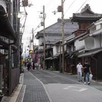 滋賀県の長浜城と「黒壁スクエア」散策