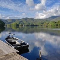 初秋の裏磐梯:曽原湖畔探勝路の巻