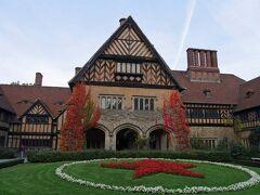 ドイツの魅力13日間旅行記⑰ドレスデンからポツダムのツェツィリーエンホーフ宮殿の観光