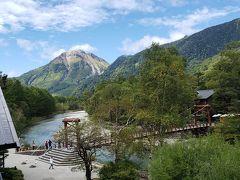 夏の終わりの上高地3泊4日の旅 その1 五千尺ホテル上高地編