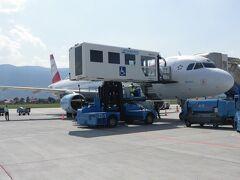 2018年 中欧旅行⑤ オーストリア航空757便 エコノミークラス搭乗記(OS757 VIE-SJJ)
