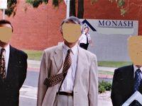 オーストラリアの写真3枚発見(2001年メルボルン)