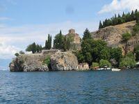 イタリア周遊とオーストリア・スイス+アルバニア・マケドニアの旅日記 30/53 アルバニア編   マケドニア ⇒ アルバニア