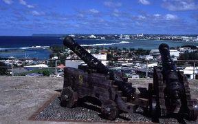 2001年 パプアニューギニアとグレートバリアリーフ-A(グァム編)