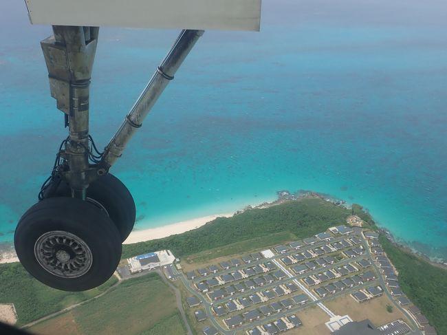 今回の目的の宮古島の地形ダイビングを終了し、今日は1日で2つのミッションをこなす予定。一つは多良間島へ飛び、沖縄の定期便の飛んでる空港制覇! 沖縄には13の空港が有って、主要空港が那覇空港、石垣空港、宮古空港。離島の空港として久米島空港、北大東空港、南大東空港、多良間空港、与那国空港、みやこ下地島空港。そして、定期便の無い運休中の空港として、慶良間空港、伊江島空港、粟国空港、波照間空港があります。<br />今回、下地島空港、多良間空港を制覇したので、定期便の飛んでる空港は制覇って事になります。<br />もう一つのミッションは、宮古島関係の有人離島制覇。大忙しになりましたが、大神島へ30人乗りの渡し船で訪れました。宮古に戻り、大急ぎで空港へレンタカーを走らせ、17:40ジェットスターで帰りました。<br />加えて過去のアルバムから空港の写真などを加えてアップしますので、懐かしんでいただければ幸いです。